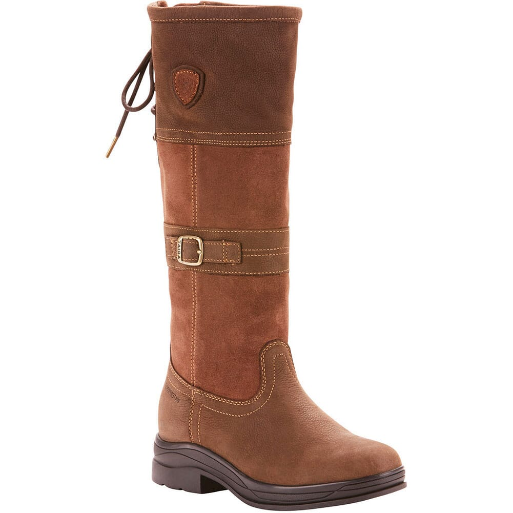 Image for Ariat Women's Langdale H2O Equestrian Boots - Java from elliottsboots