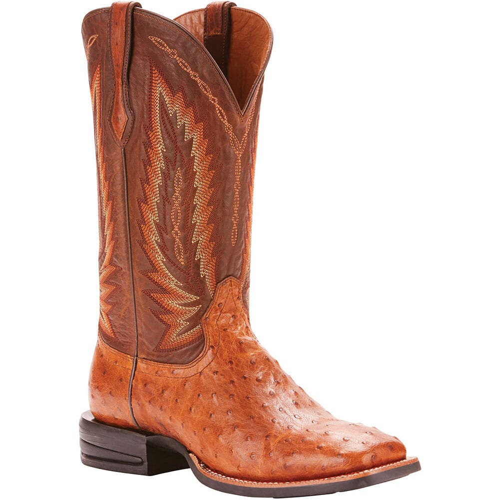 Image for Ariat Men's Relentless Platinum Western Boots - Tan from bootbay