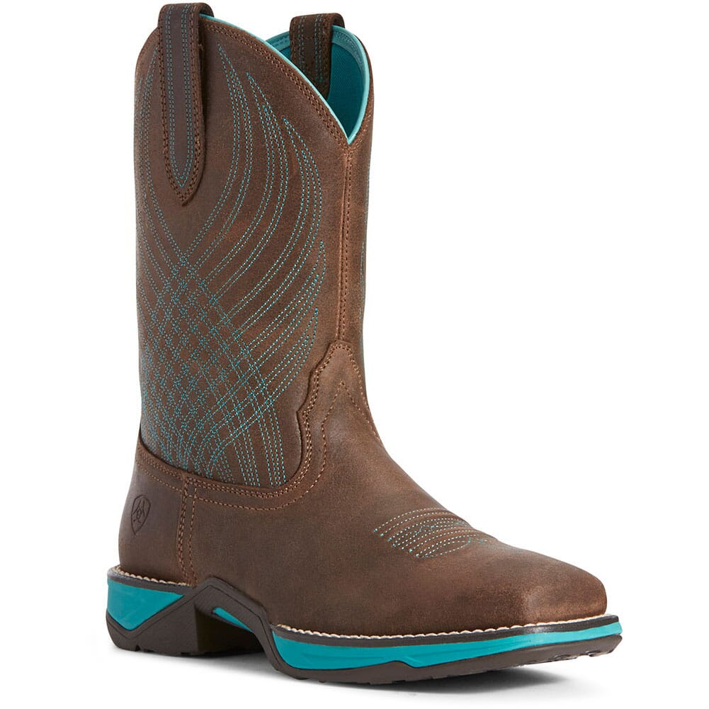 Image for Ariat Women's Anthem Western Boots - Java from bootbay