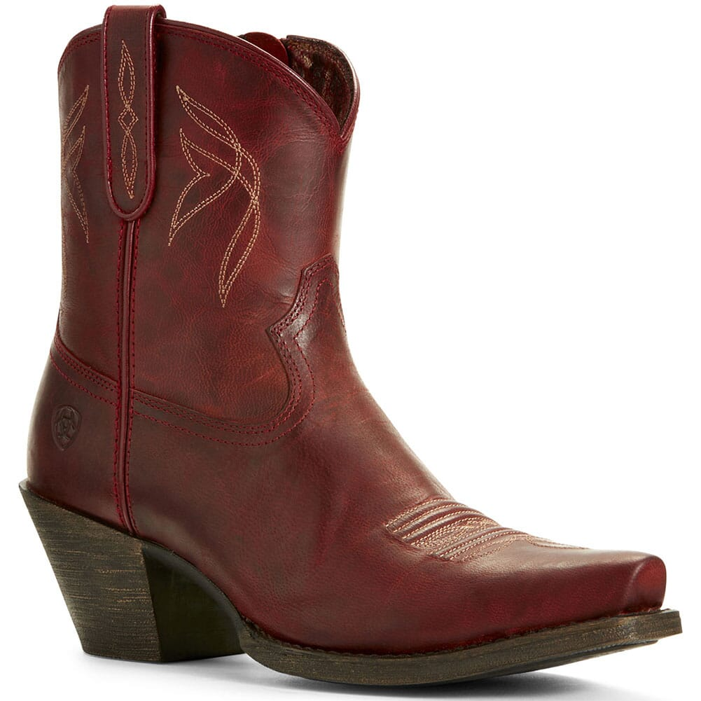 Image for Ariat Women's Lovely Western Boots - Grenadine from bootbay