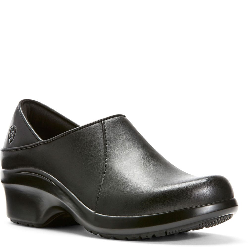 Image for Ariat Women's Hera Expert Work Clogs - Black from elliottsboots
