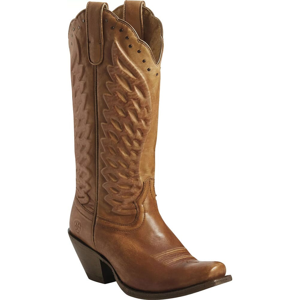 Image for Ariat Women's Monarch Western Boots - Oak Buff from bootbay