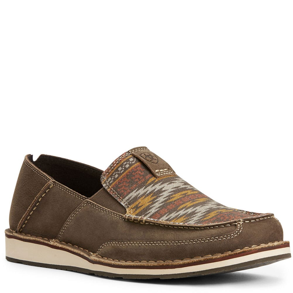 Image for Ariat Women's Cruiser Patriot Casual Shoes - Terrace from bootbay