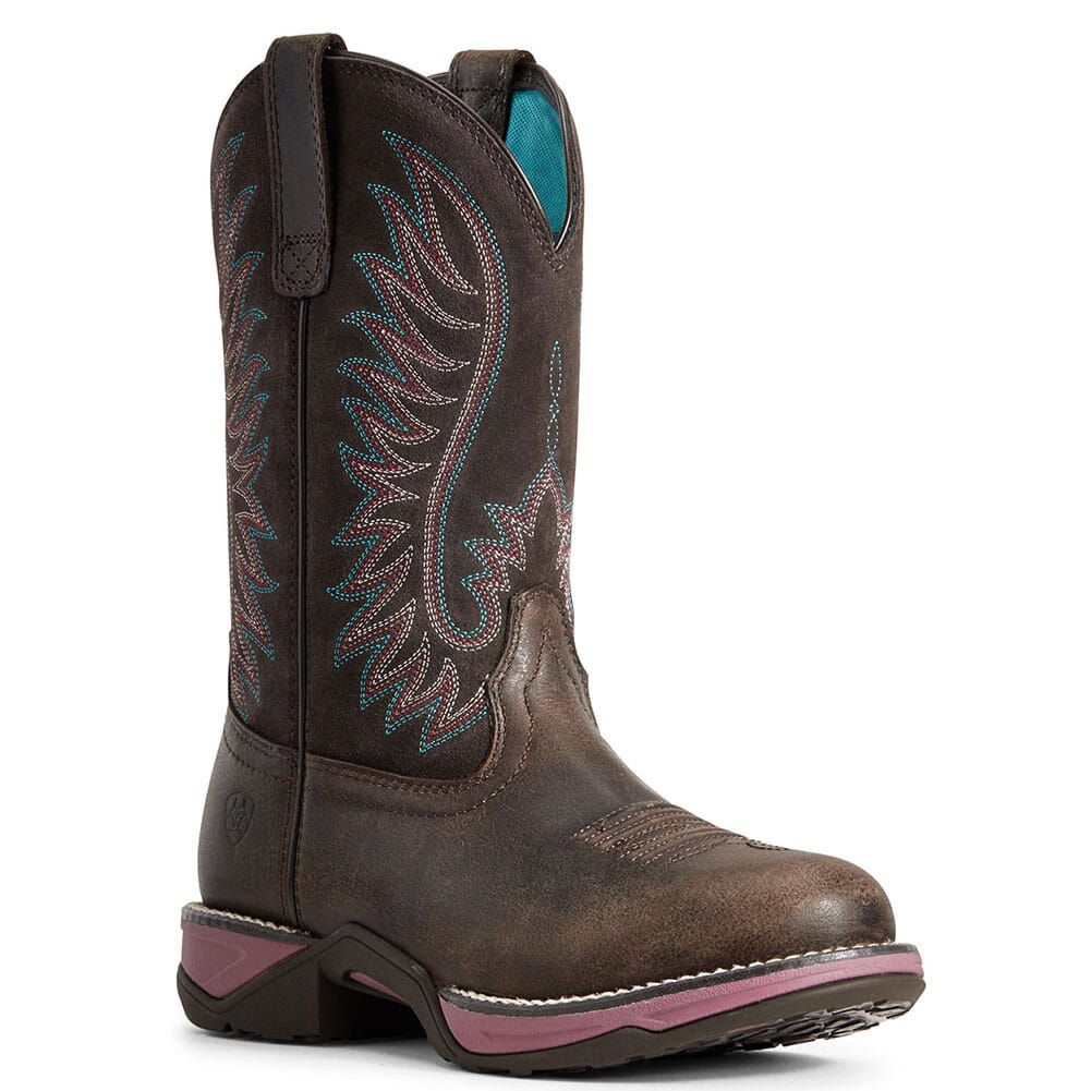 Image for Ariat Women's Anthem Western Boots - Acorn from bootbay
