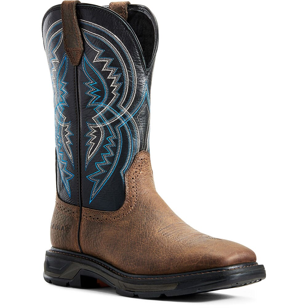 Image for Ariat Men's WorkHog XT Coil Work Boots - Earth/Twlight from bootbay