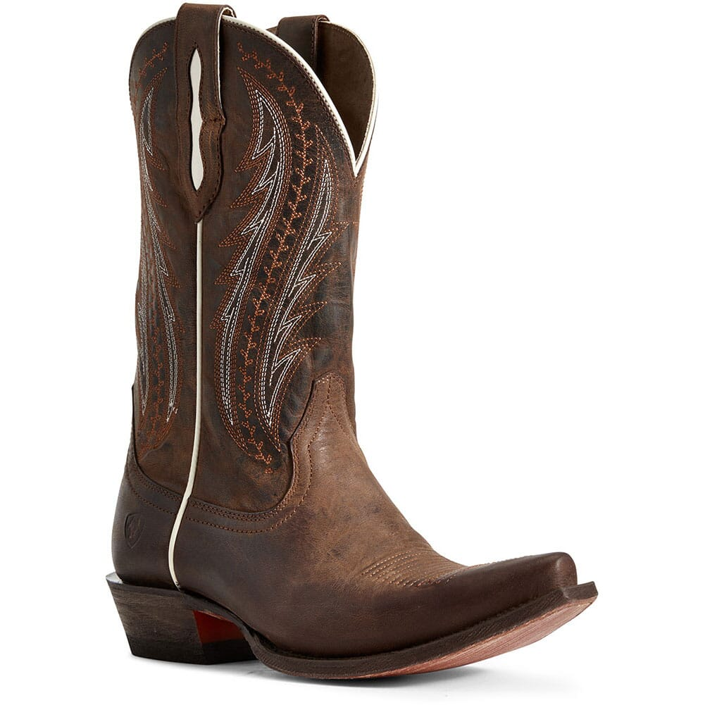 Image for Ariat Women's Tailgate Western Boots - Weathered Rust from bootbay