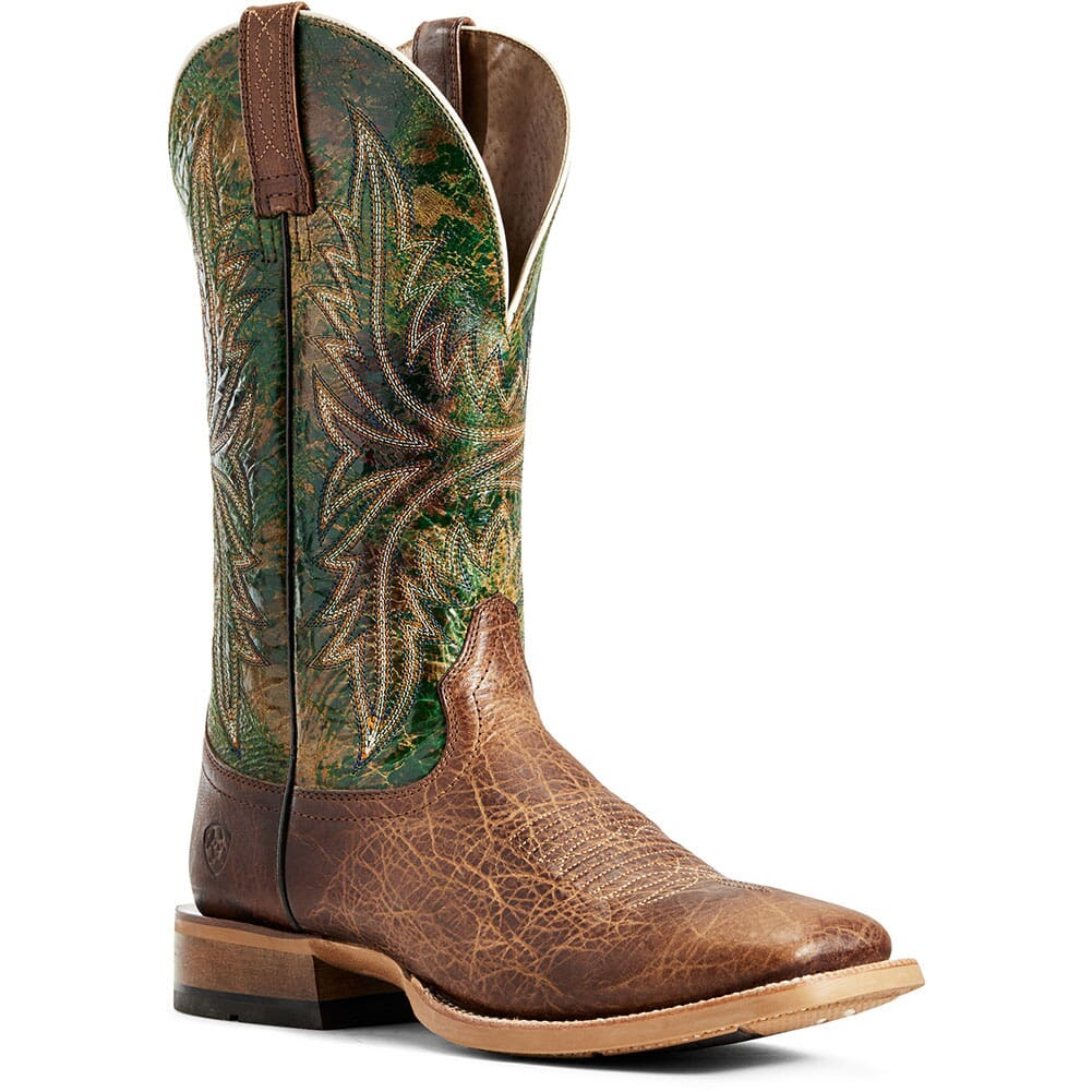 Image for Ariat Men's Cowhand Western Boots - Tobacco Toffee from bootbay