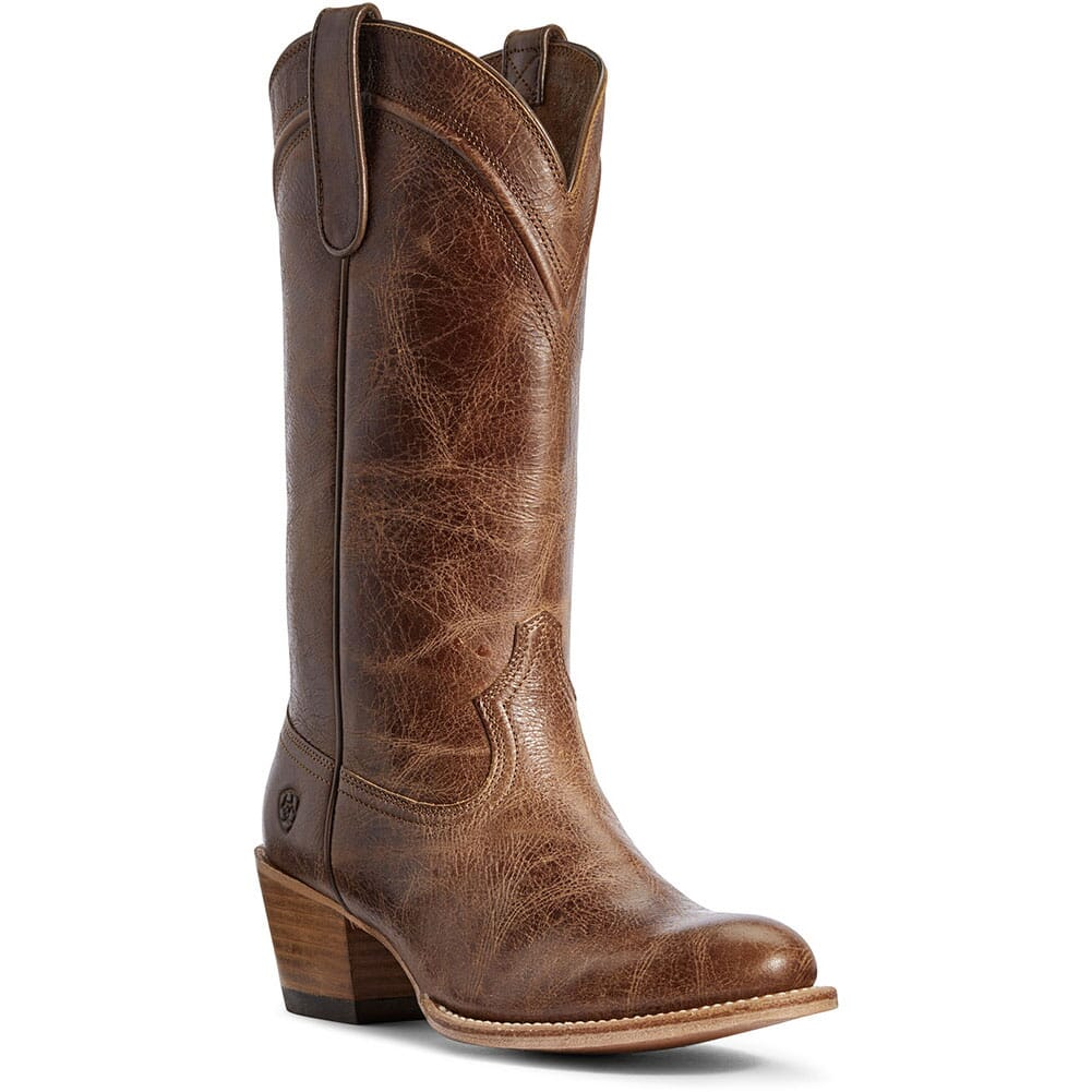 Image for Ariat Women's Desert Paisley Western Boots - Dark Tan from elliottsboots
