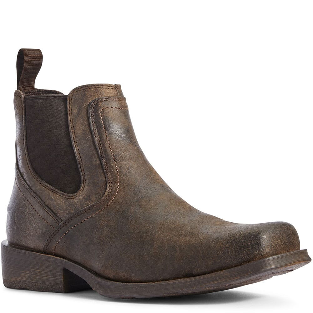 Image for Ariat Men's Midtown Rambler Casual Boots - Stone from bootbay