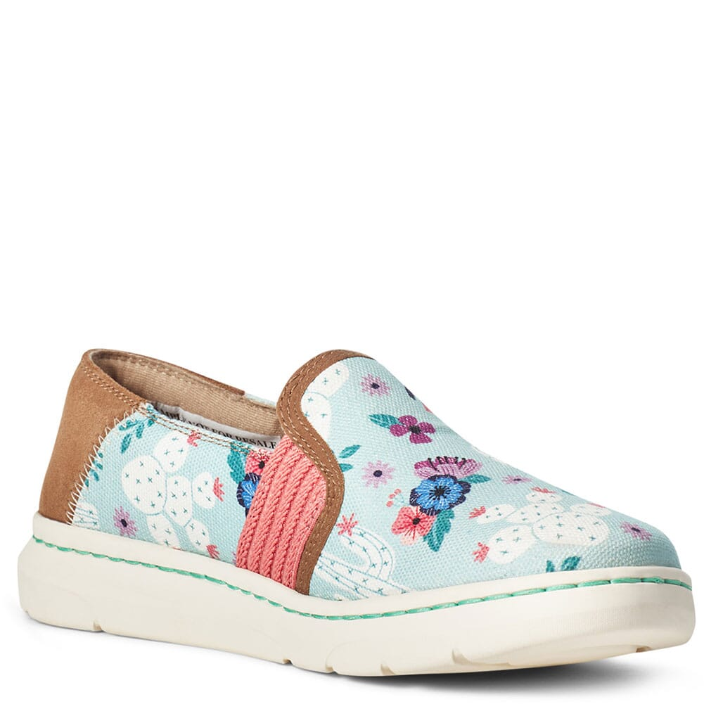 Image for Ariat Women's Ryder Casual Shoes - Floral Cactus Print from bootbay