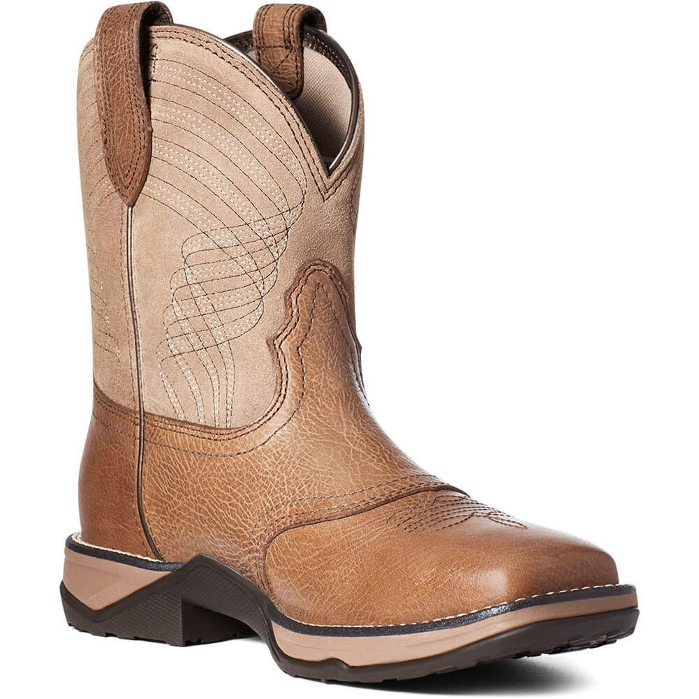 Image for Ariat Women's Anthem Shortie Western Boots - Cottage from elliottsboots