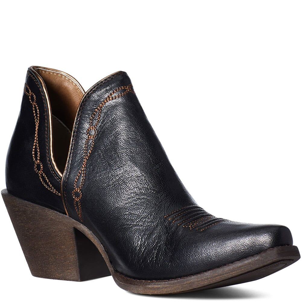 Image for Ariat Women's Encore Western Boots - Brooklyn Black from bootbay