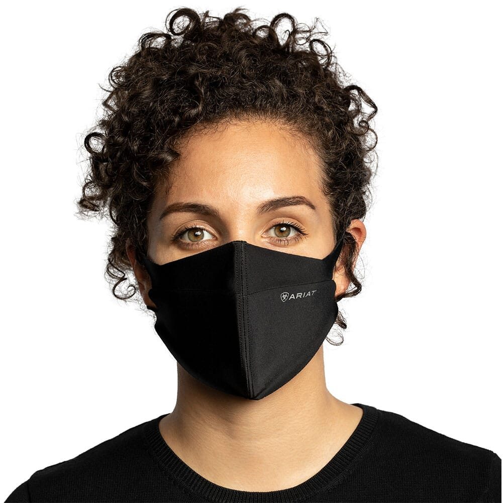Image for AriatTEK Unisex Mask - Black from elliottsboots