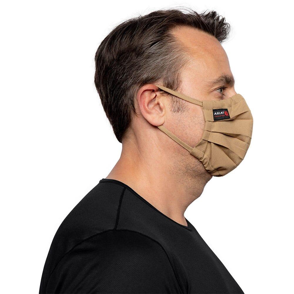 Image for Ariat Unisex FR Featherlight Face Mask - Khaki from bootbay