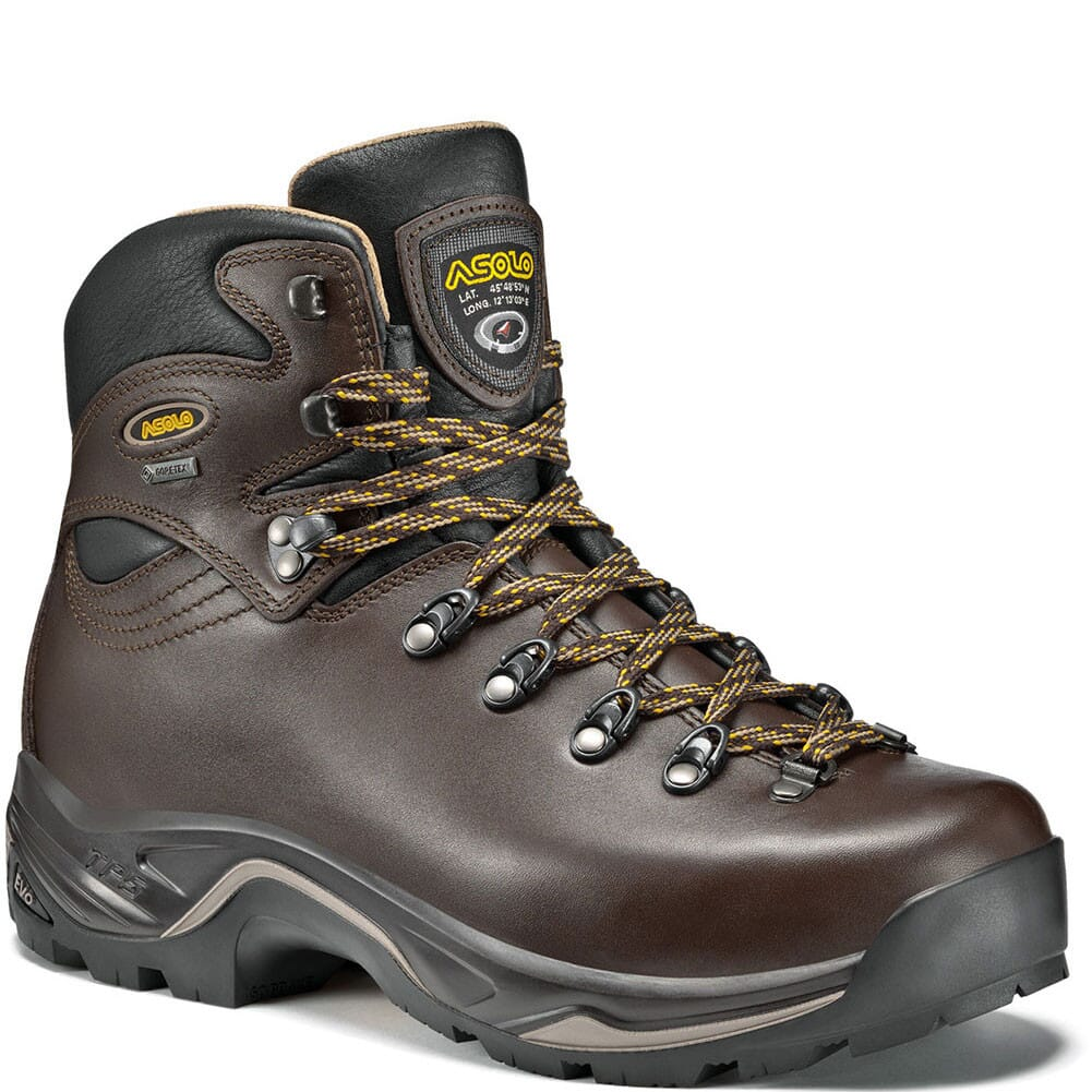 Image for Asolo Women's TPS 520 GV EVO Hiking Boots - Chestnut from elliottsboots