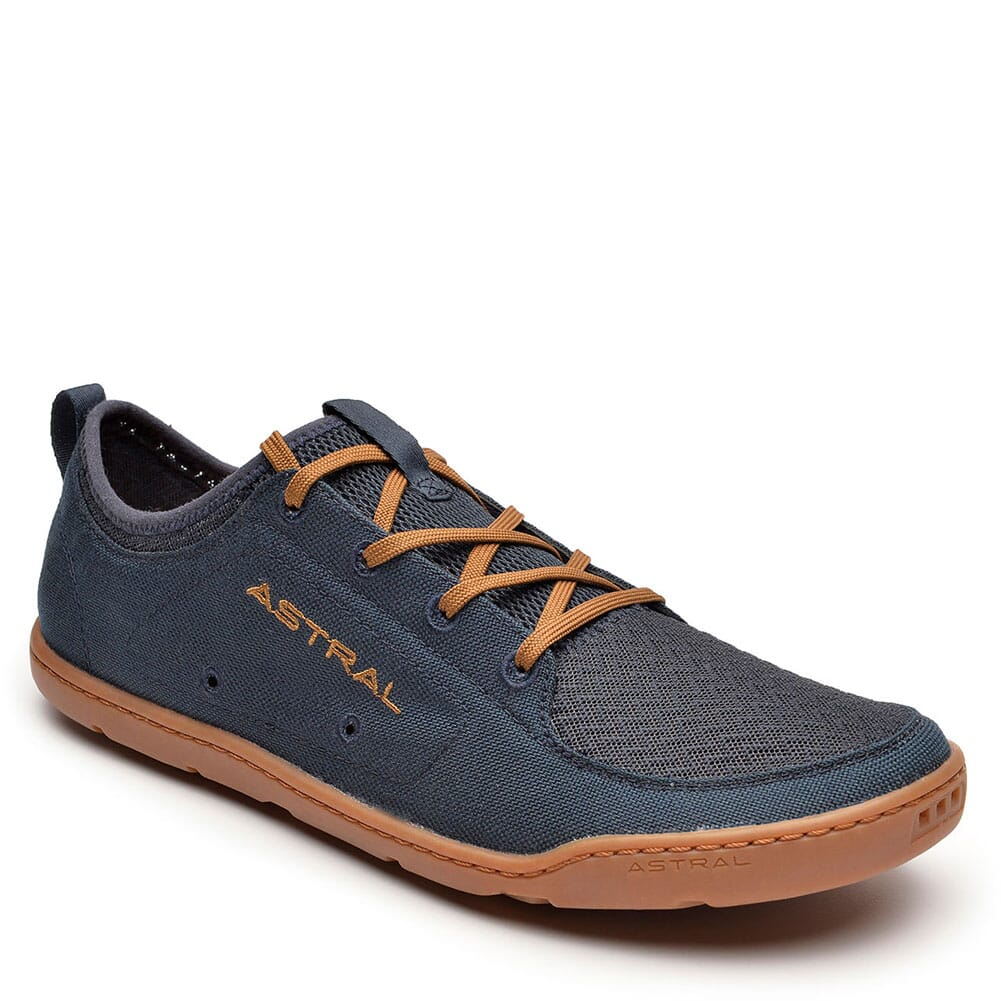 Image for Astral Men's Loyak Sneakers - Navy/Brown from bootbay