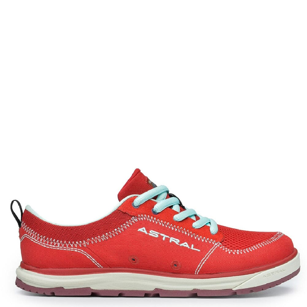 Image for Astral Women's Brewer 2.0 Casual Shoes - Rosa Red from bootbay