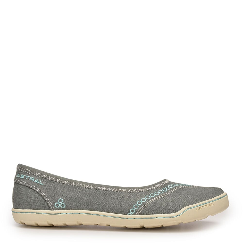 Image for Astral Women Hemp Maria Casual Shoes - Granite Gray from bootbay