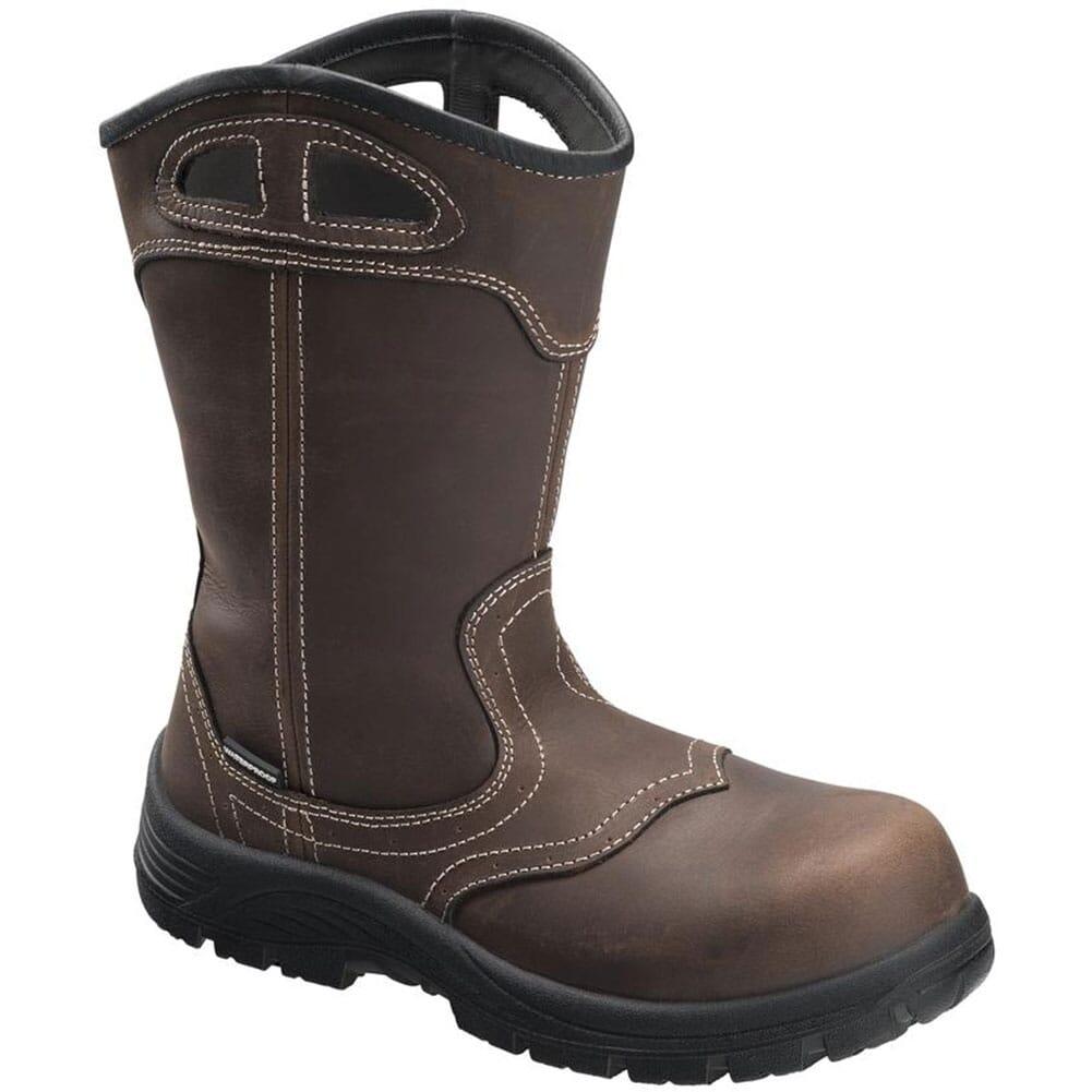 Image for Avenger Women's Framer WP Safety Boots - Brown from bootbay