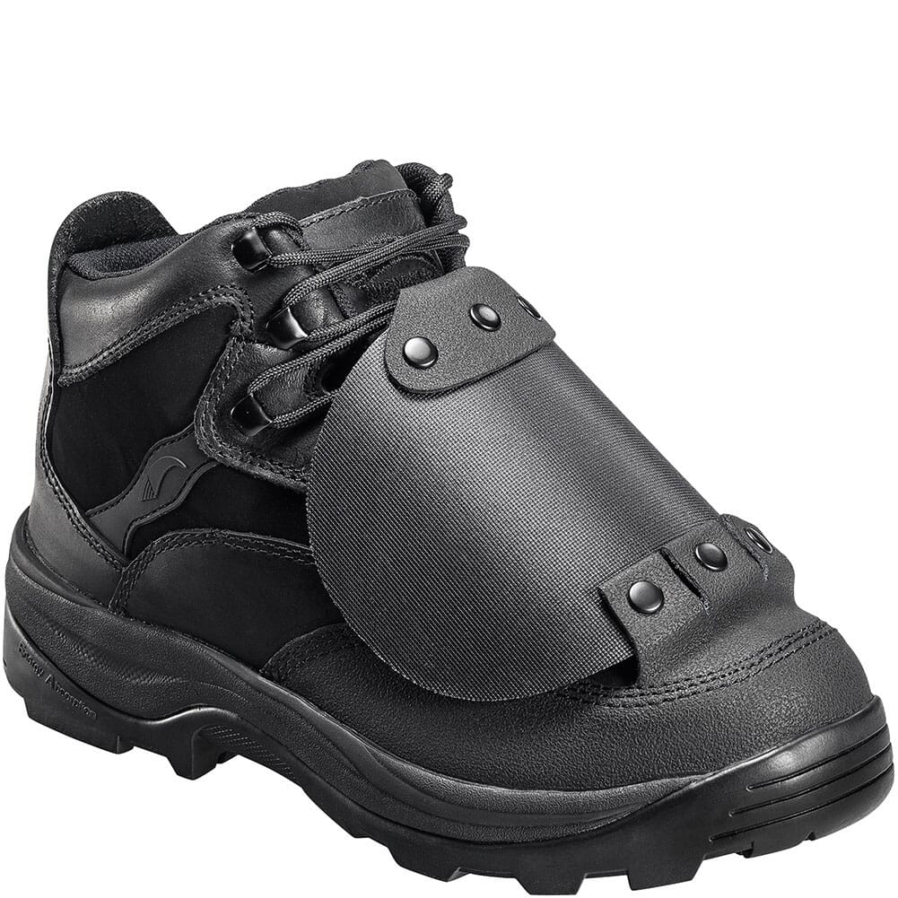Image for Avenger Men's Met Guard Safety Boots - Black from bootbay