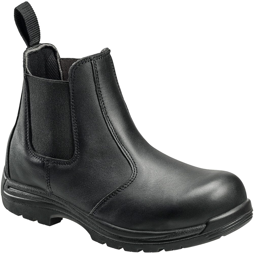 Image for Avenger Men's Comp Toe Safety Boots - Black from bootbay