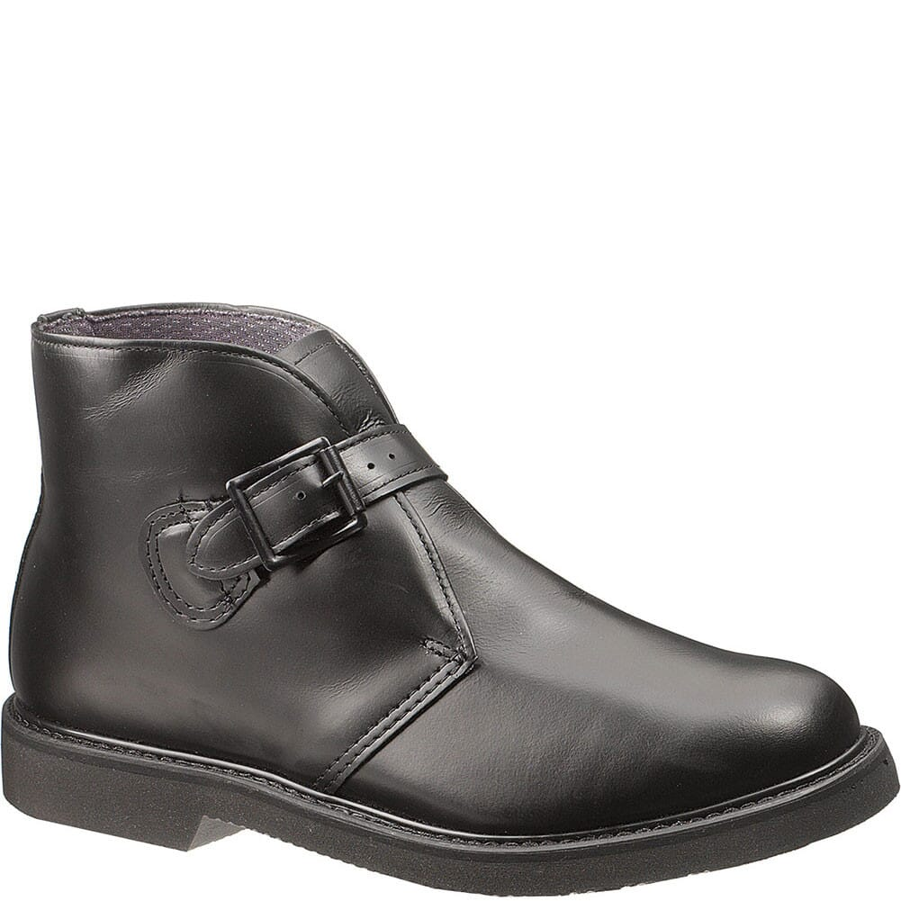 Image for Bates Men's Lites Buckle Casual Chukkas - Black from bootbay