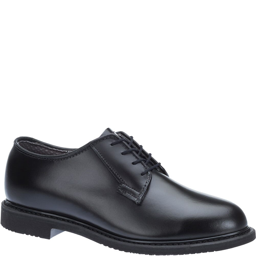 Image for Bates Women's Lites Leather Uniform Oxfords - Black from bootbay