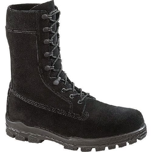Image for Bates Women's US Navy 9IN Safety Boots - Black from elliottsboots