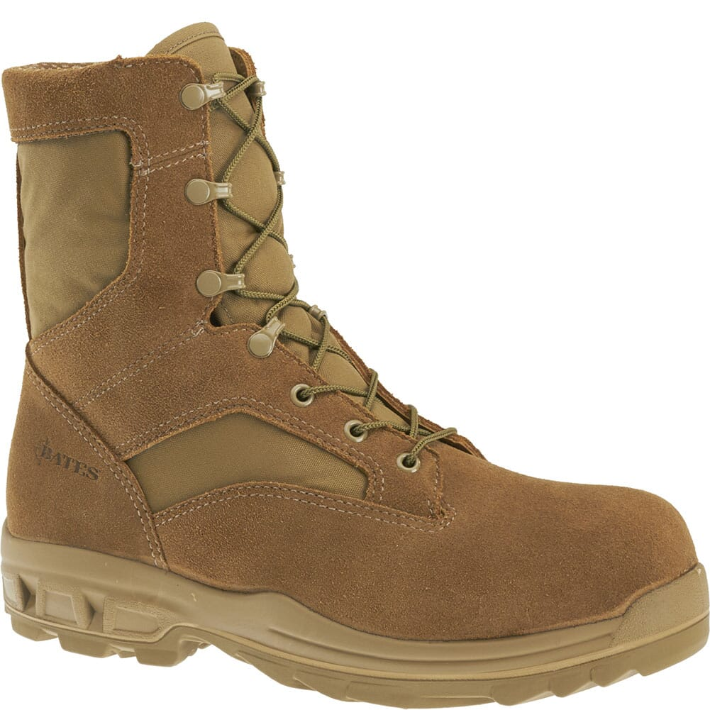 Image for Bates Men's Terrax3 Hot Weather Safety Boots - Coyote from bootbay
