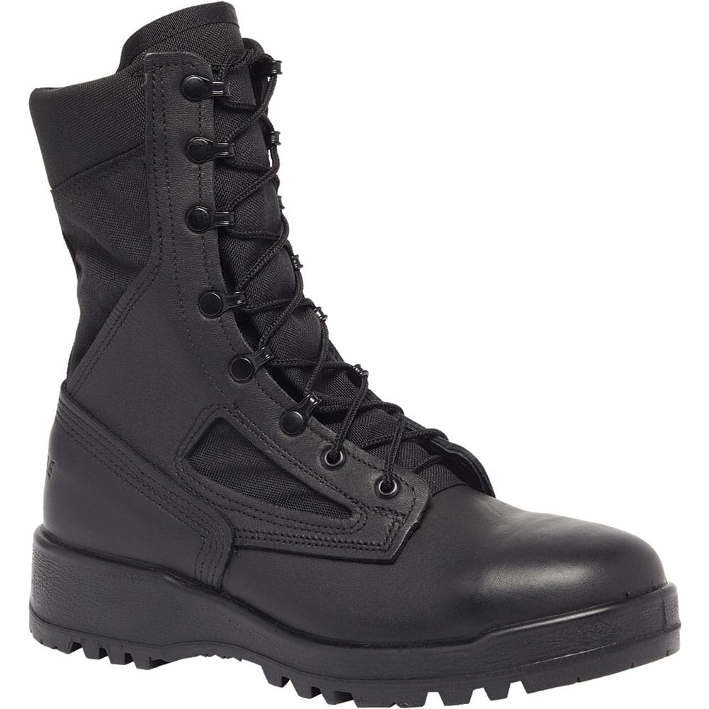 Image for TROP ST Belleville Men's Hot Weather Safety Boots - Black from bootbay