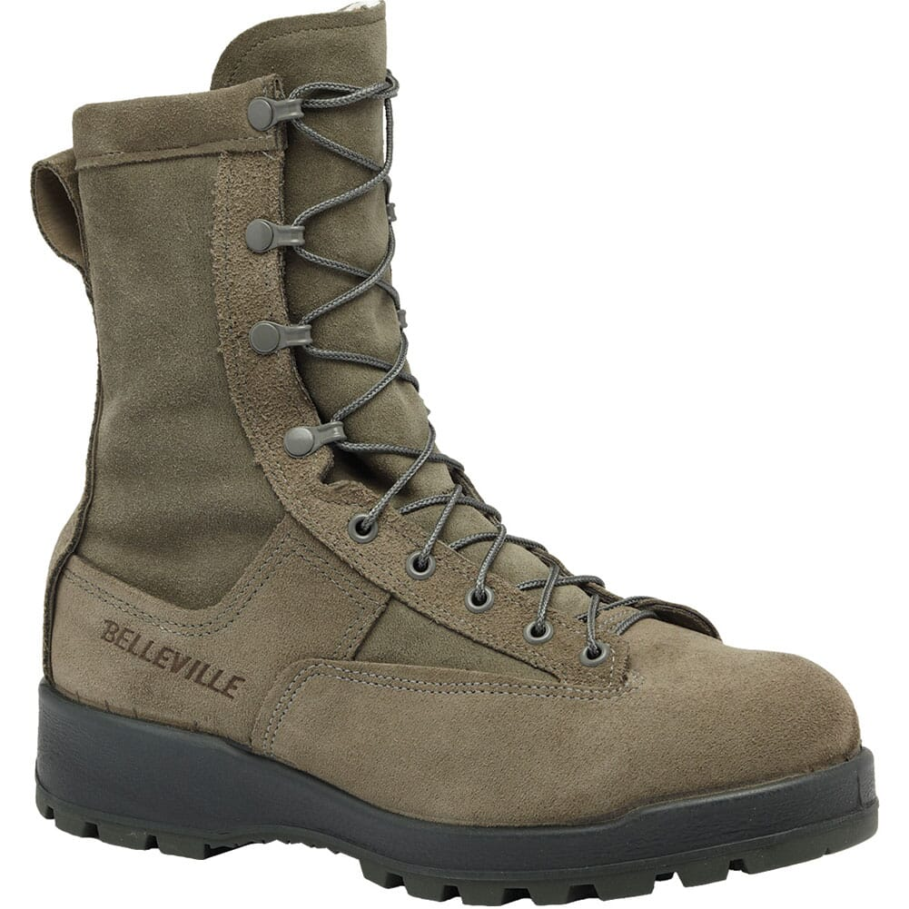 Image for Belleville Men's 600G Insulated WP Safety Boots - Sage from bootbay