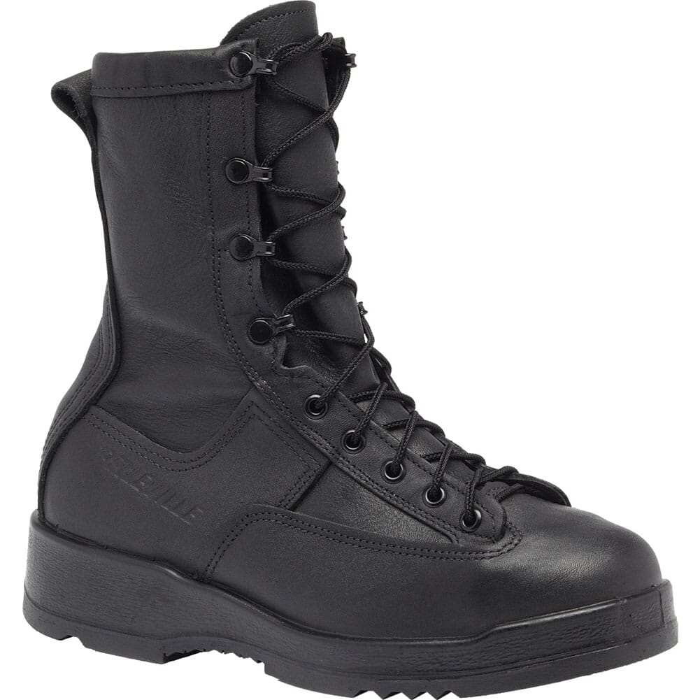 Image for ST Belleville Men's Waterproof Safety Boots - Black from bootbay