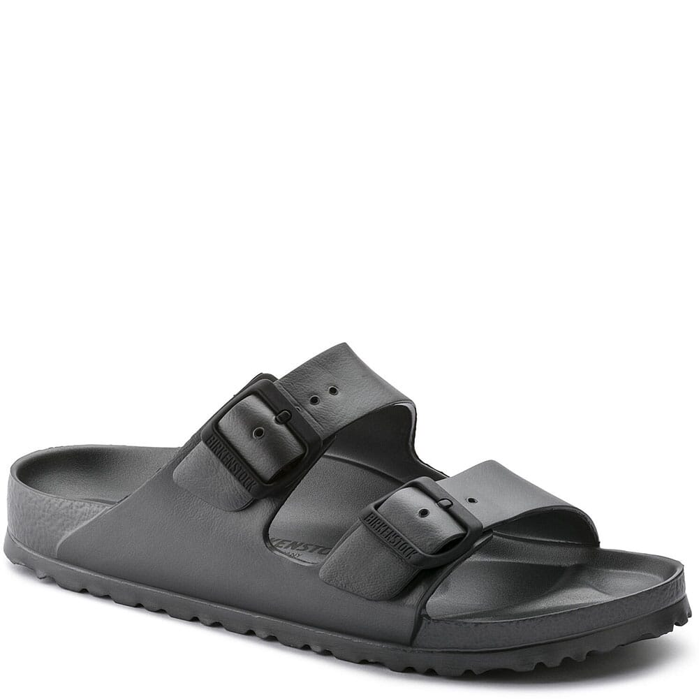 Image for Birkenstock Women's Arizona Essentials EVA Sandals - Anthracite from bootbay
