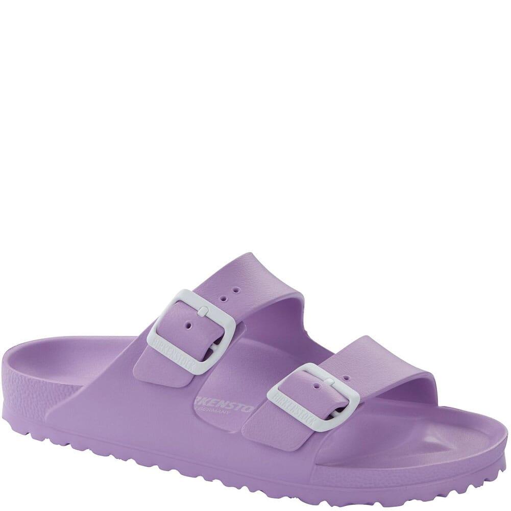 Image for Birkenstock Women's Arizona Essentials Sandals - Lavender from bootbay