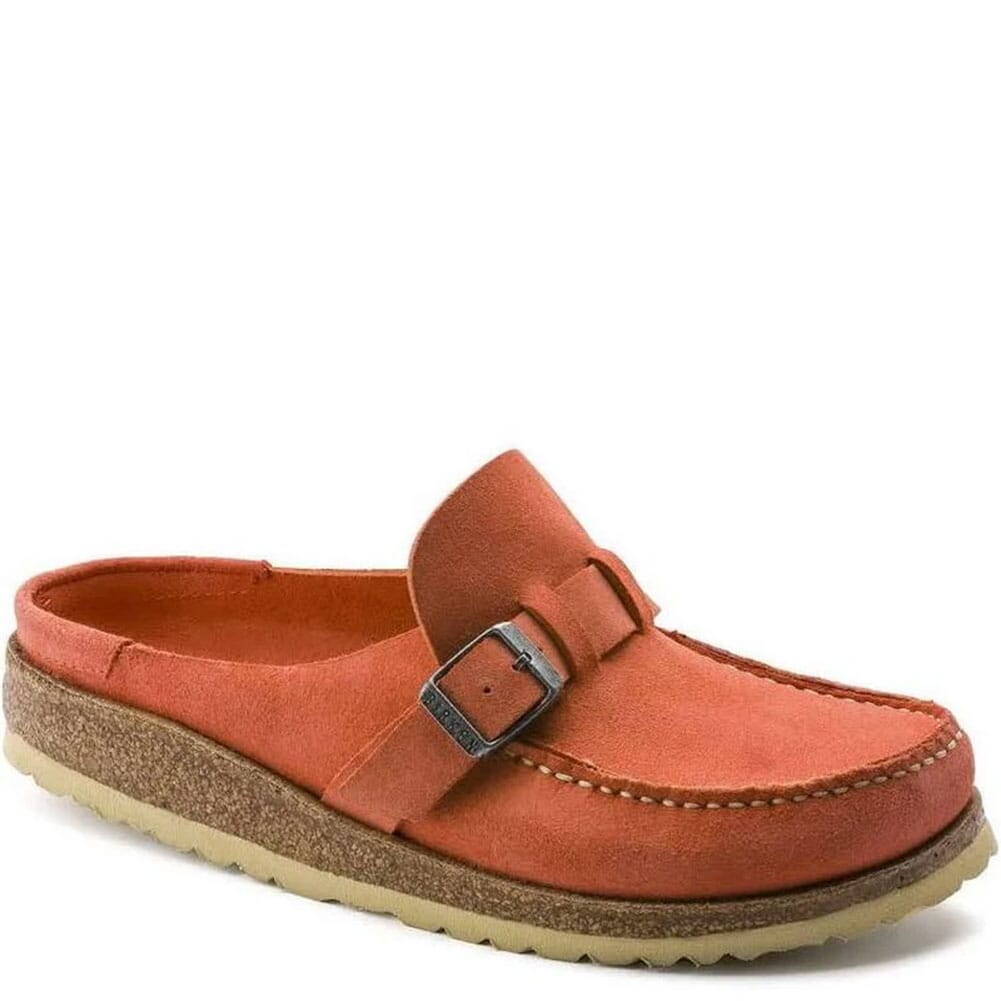 Image for Birkenstock Women's Buckley Slides - Coral from bootbay
