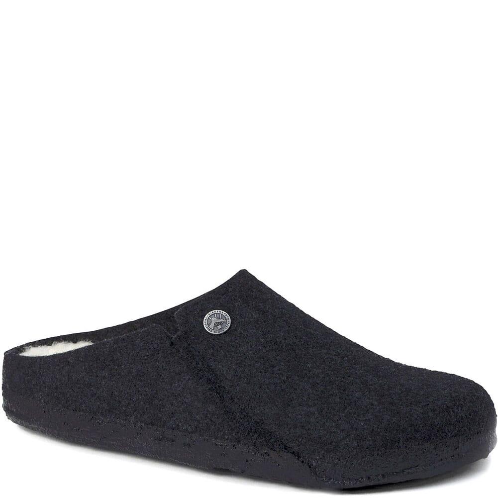 Image for Birkenstock Women's Zermatt Wool Felt Casual Shoes - Anthracite from bootbay