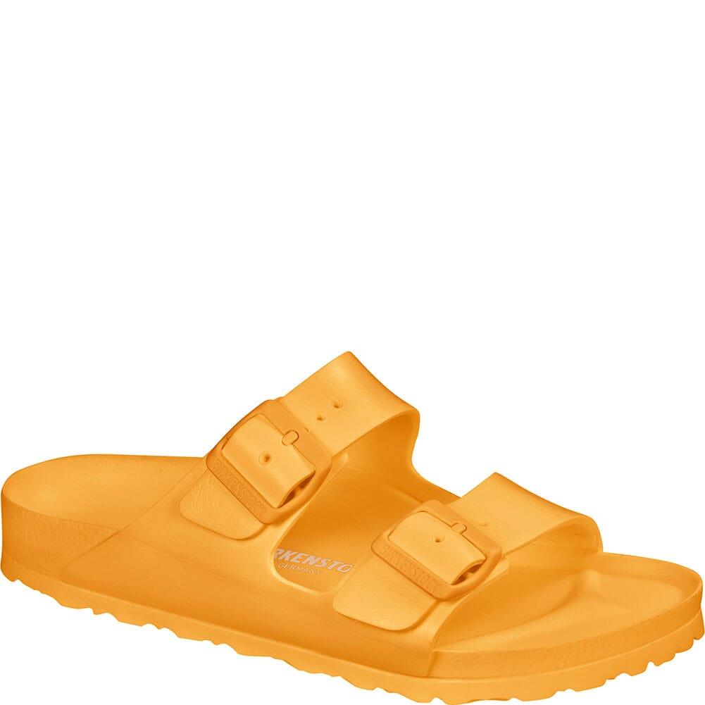 Image for Birkenstock Women's Arizona Essentials Sandals - Zinnia from bootbay