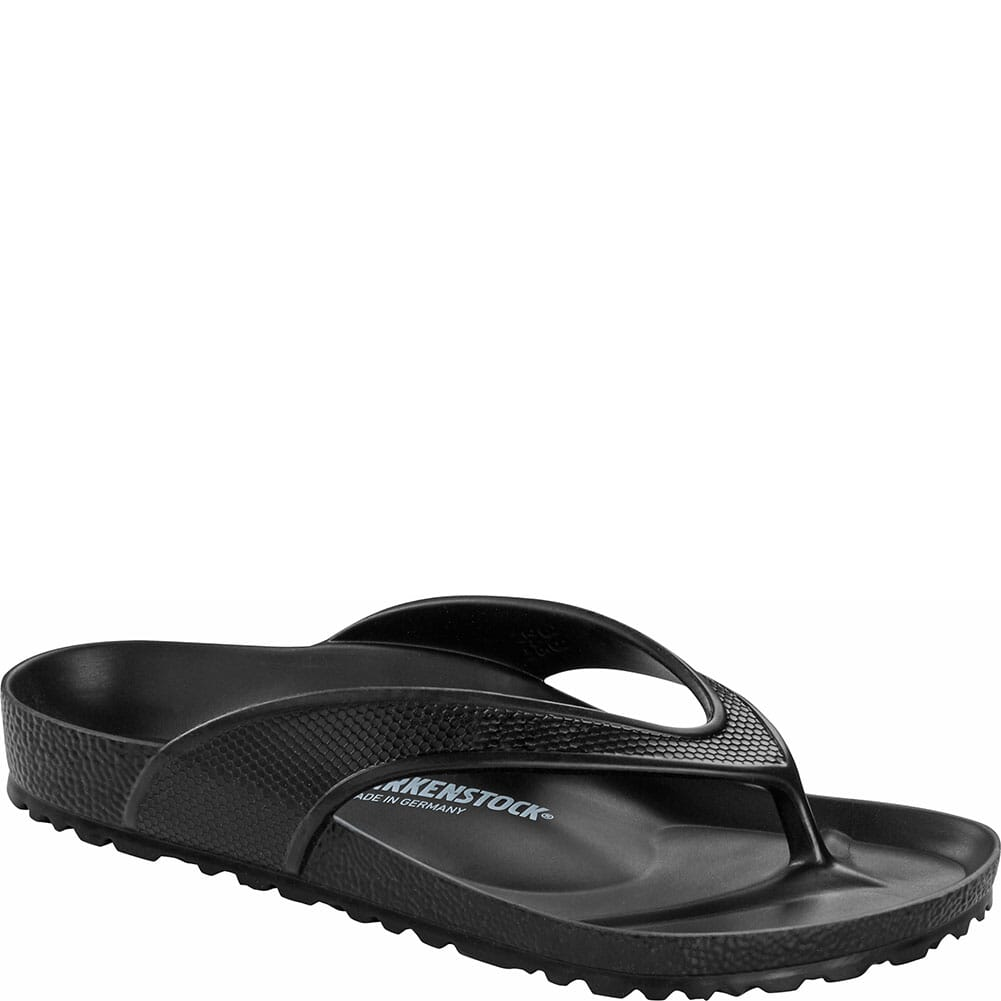 Image for Birkenstock Women's Honolulu EVA Thong Sandals - Black from bootbay