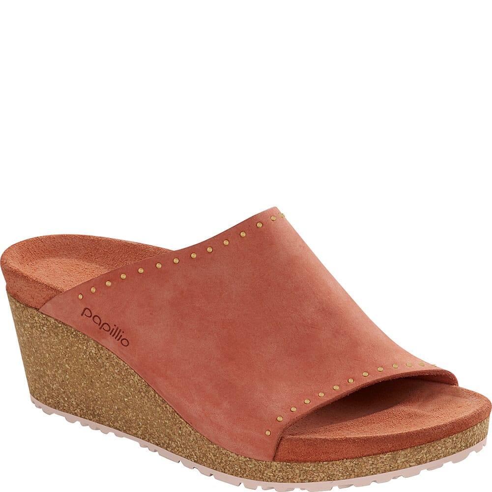 Image for Birkenstock Women's Namica Sandals - Earth Red Rivets from elliottsboots