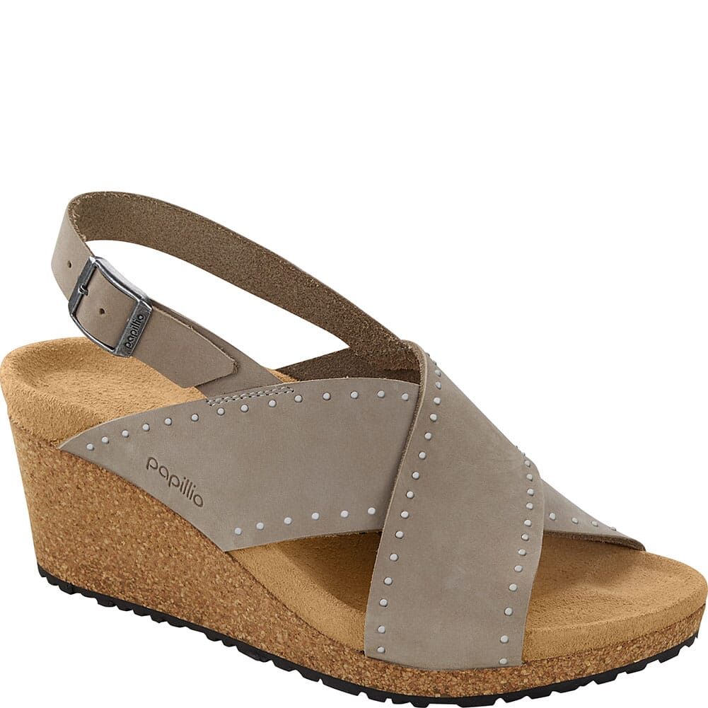 Image for Birkenstock Women's Samira Sandals - Biscuit from elliottsboots