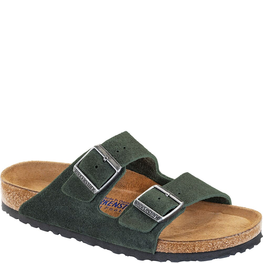 Image for Birkenstock Women's Arizona Sandals - Mountain View from bootbay