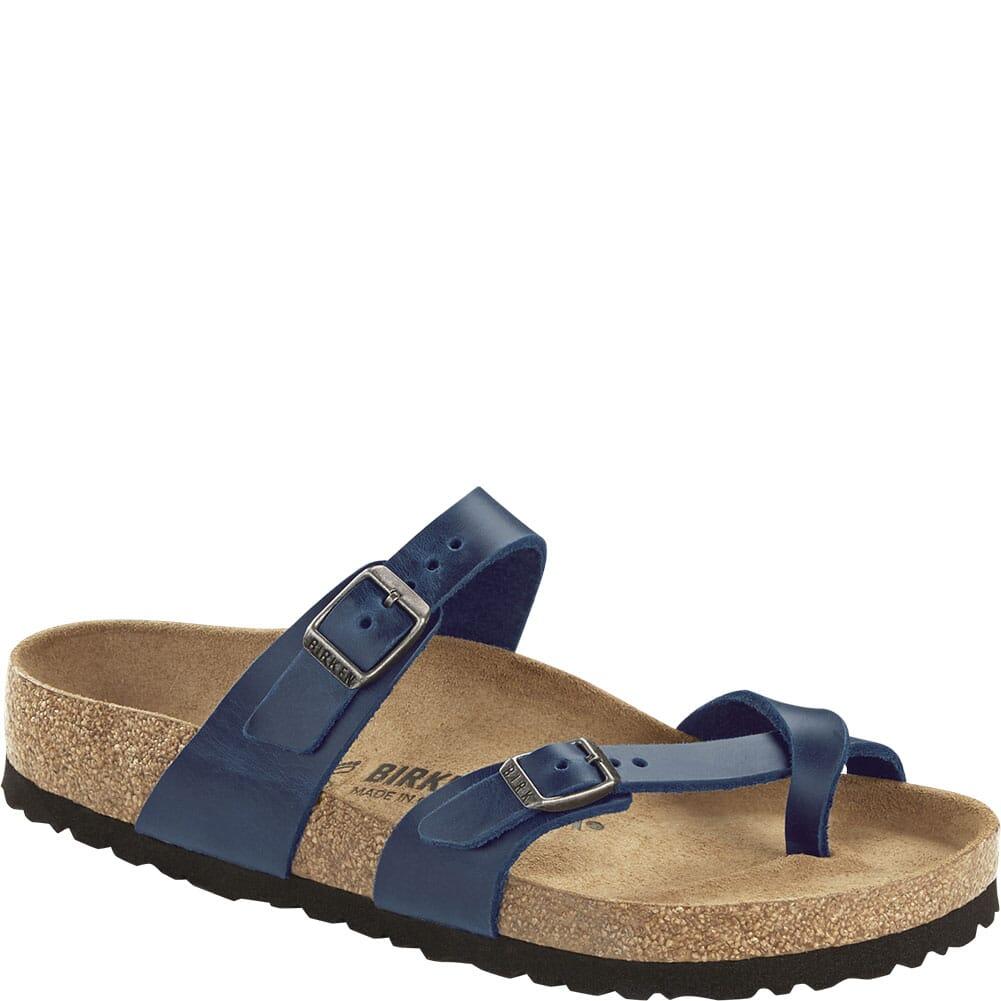 Image for Birkenstock Women's Mayari Sandals - Blue from elliottsboots