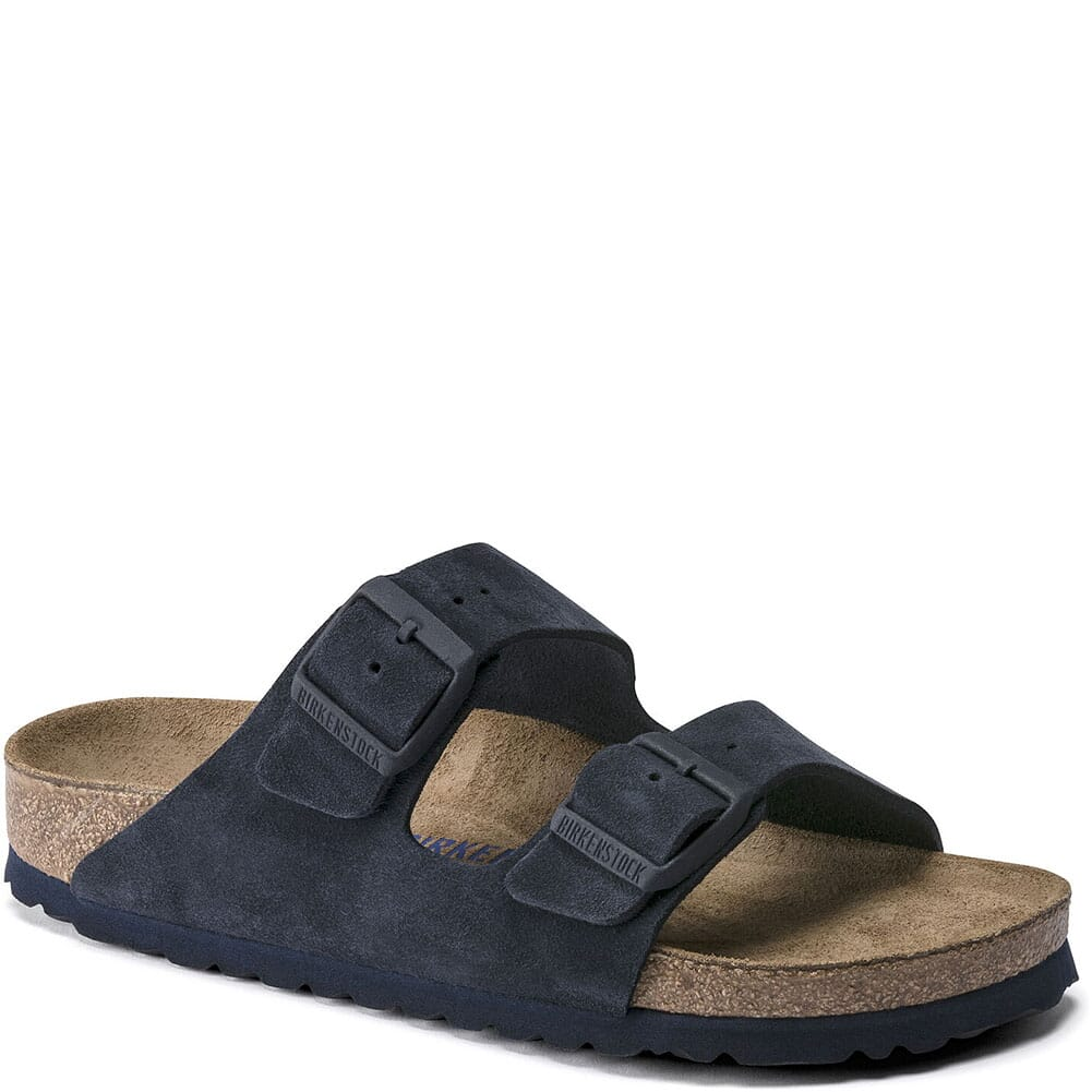 Image for Birkenstock Women's Arizona SFB Sandals - Night from bootbay
