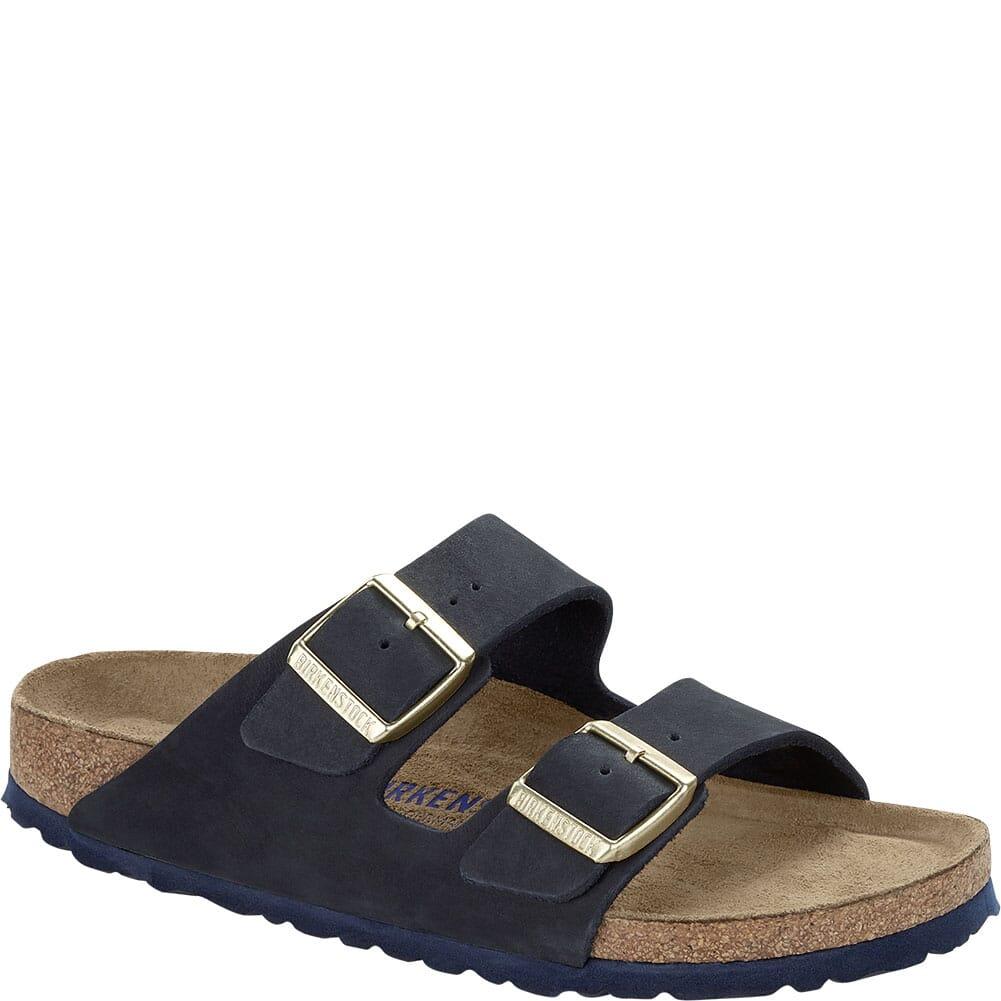 Image for Birkenstock Women's Arizona Sandals - Midnigh from bootbay