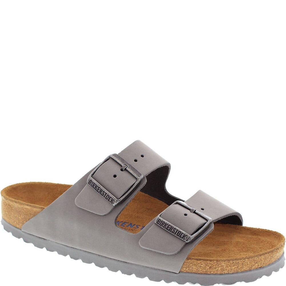 Image for Birkenstock Women's Arizona SFB Sandals - Dove Gray from bootbay