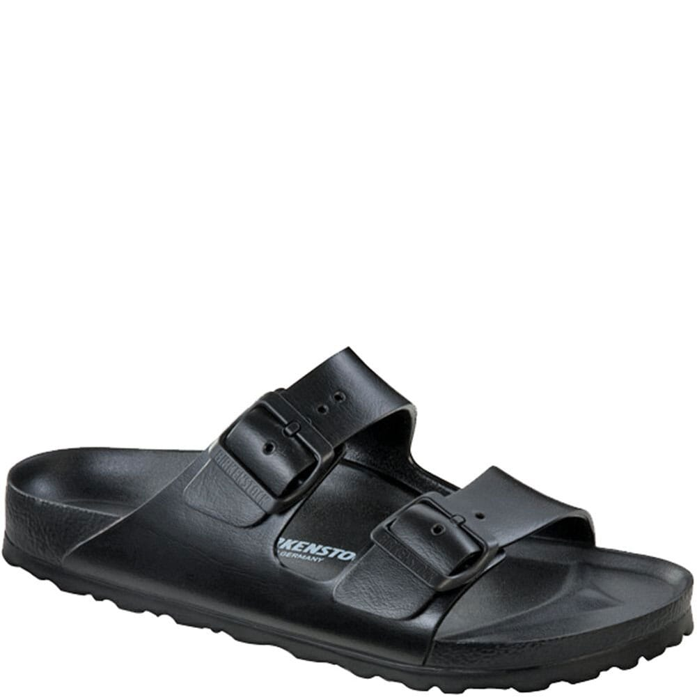 Image for Birkenstock Unisex Arizona Essentials EVA Sandals - Black from elliottsboots