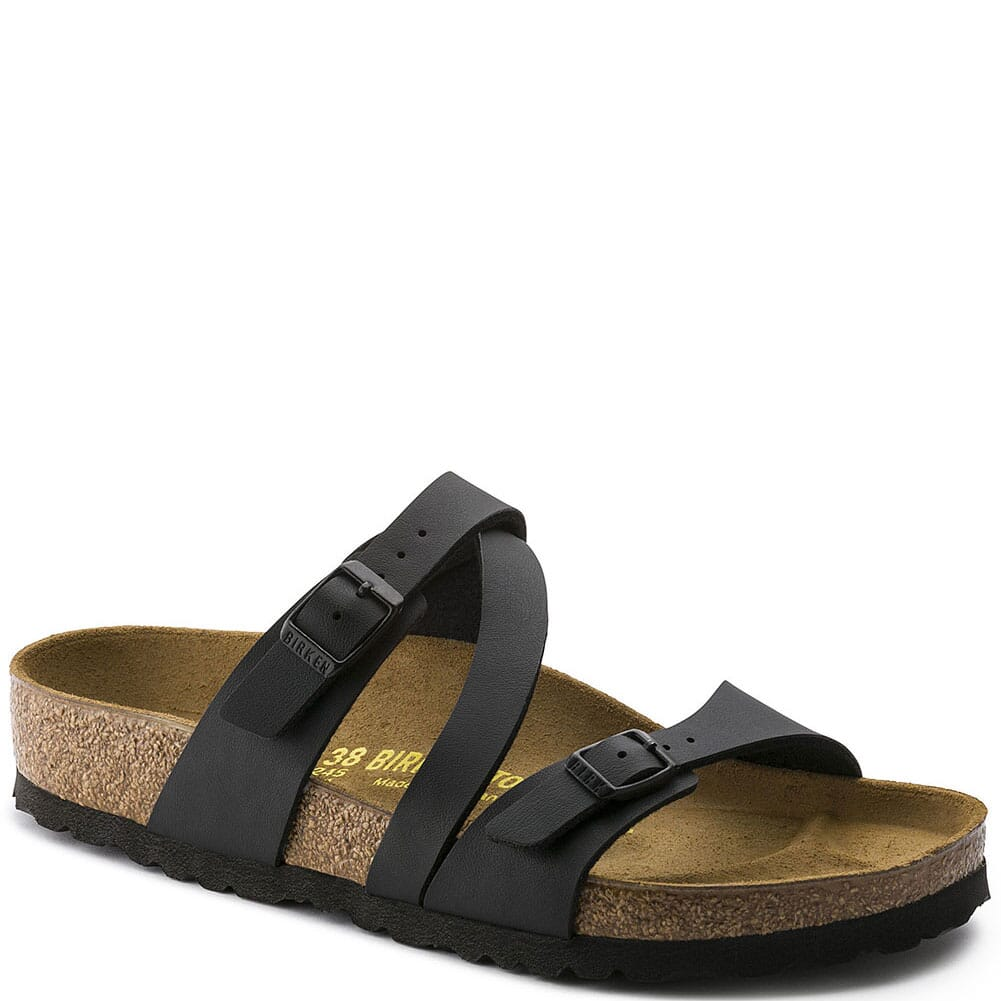 Image for Birkenstock Women's Salina Sandals - Black from bootbay