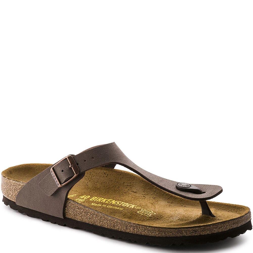 Image for Birkenstock Women's Gizeh Sandals - Mocha from bootbay