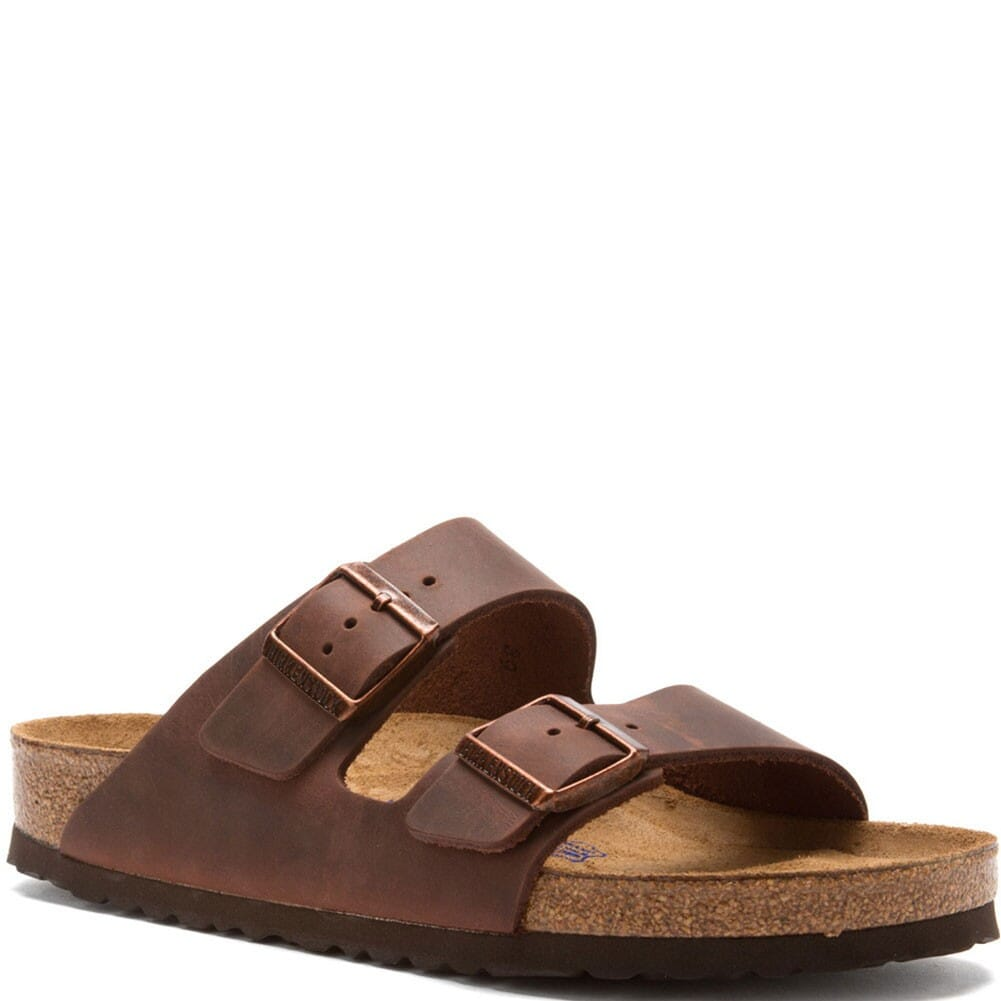 Image for Birkenstock Unisex Arizona Sandals - Habana from bootbay