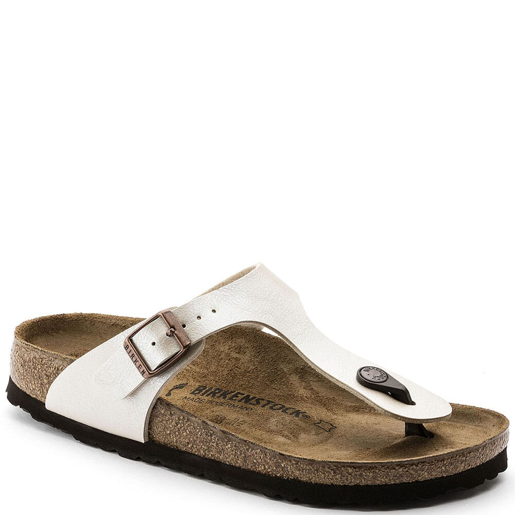 Image for Birkenstock Women's Gizeh Sandals - Graceful Antique Lace from bootbay